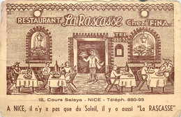 France - 06 - Nice - Restaurant ' La Rascasse ' - Cafés, Hôtels, Restaurants