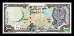 Siria Syria 500 Pounds 1998 Pick 110c SC UNC - Syria