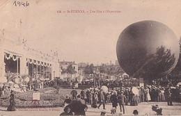 SAINT ETIENNE                  UNE FETE A L EXPOSITION.       LE BALLON - Saint Etienne