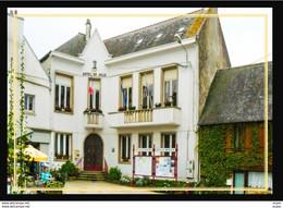 56  île  De  GROIX  ....   La  Mairie - Groix