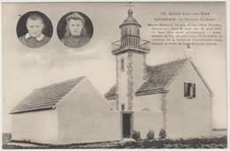 Belle Ile En Mer (56 - Morbihan) Locmaria - Le Phare De Kerdonis - Belle Ile En Mer