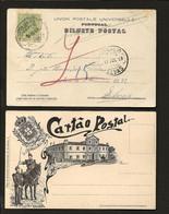 Conjunto 2 Postais Antigos REAL COLLEGIO MILITAR Gymnastica  E Guarda Honra LISBOA. Edição Costa E Annuario Com PORTUGAL - Lisboa