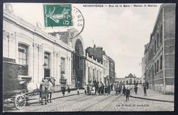 ARMENTIÈRES __ Rue De La Gare - Maison A.Mahieu - Sin Clasificación
