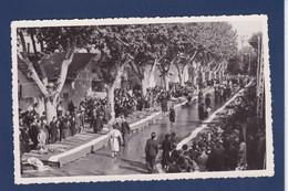 Photo Pellas Avignon Guerre War Voir Cachet Au Dos WWII Libération - Avignon