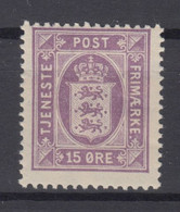 Denmark Official 1914 - Michel 18 MNH ** - Strafport