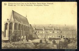 TIENEN - Kliniek Van 't Hart In Mariëndal - Clinique Du Sacré-Coeur Au Val Ste-Marie - Circulé - Circulated - Gelaufen. - Tienen