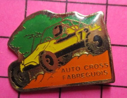 SP18 Pin's Pins / Beau Et Rare / THEME : AUTOMOBILES / RALLYE BUGGY AUTO CROSS FABREGUOIS - Rallye