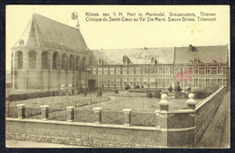 TIENEN - Kliniek Van 't Hart In Mariëndal - Clinique Du Sacré-Coeur, Val Ste-Marie - Non Circulé - Not Circulated - Tienen