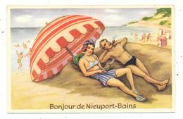 Bonjour De Nieuport-Bains NA78 - Nieuwpoort