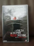 DVD-A VENEZIA UN DICEMBRE ROSSO SHOCKING RARO Fuori Catalogo - Horror