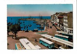 06 - CANNES - Quai Saint Pierre, Autobus - 8713 - Cannes