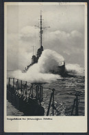 Ansichtskarte Kiel Schifffahrt Torpedoboot Masch.St. Kinderarmes Volk N Hersfeld - Unclassified
