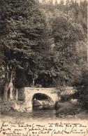 N°12700 Z -cpa Houffalize -pont Près Du Moulin Lemaire- - Houffalize