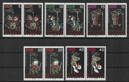 DDR  1025-1029 ** - Unused Stamps