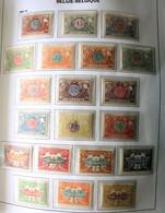CHEMINS  DE  FER   TR 28 / 47    NEUFS **   ( 1902 / 14 )   COB  :  17,00 €   !!! - 1895-1913