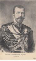 Russie - Nicolas II En 1914 ** Le Conflit Européen ** - édit; E.L.D. - Cpa En Très Bel état - Voir Scans - Rusia