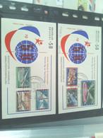 2 Envelopes, Belgien, Year Of Publication: 1958, Price: 5 Eur; - Cartas