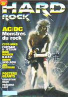 "Carte Postale édition ""Promocartes"" - Hard Rock (magazine) AC/DC - Pubblicitari"