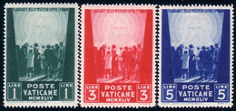 922 Vatican 1944 Jesus MH * Neuf CH (VAT-7aa) - Unused Stamps
