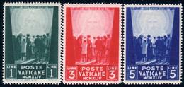 922 Vatican MCMXLIV Jesus 1944 MCMXLIV MH * Neuf CH (VAT-7ab) - Christianity