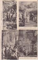 PARIS        2423        Lot Panthéon De 8 Cartes 9X14 ( Défaut Possible ) - Panthéon