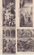 PARIS        2425        Lot Panthéon De 12 Cartes 9X14 ( Défaut Possible ) - Panthéon