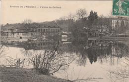 ENVIRONS DE L'AIGUILLE.  L' USINE DU CAILLAUD - Andere Gemeenten