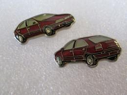 PIN'S    LOT 2     FIAT   BRAVA - Fiat