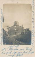 55) VERY : Carte-photo : Vue De L'église En 1915 - 1.WK - WW1 (EB) - Other Municipalities