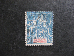 A). SENEGAL :  TB N° 13, Oblitéré. - Used Stamps