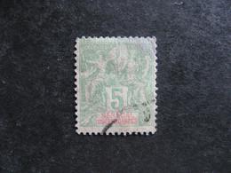 A). SENEGAL :  TB N° 21, Oblitéré. - Used Stamps
