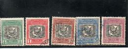 DOMINIQUE 1906 O - Dominikanische Rep.