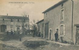 54) XIVRY-CIRCOURT : La Vaux - Joueuses De Cricket (animée !!) (EB) - Andere Gemeenten