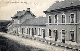 Belgique - Bastogne - Benonchamps - La Gare - Bastogne