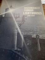 Historically Famous Lighthouses Cg-232 Us Coast Guard 1972 - Sonstige