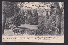 B64 /   Bad Langenschwalbach Weiher / Bahnpost Wiesbaden - Coblenz 1905 - Kriftel - Bad Schwalbach