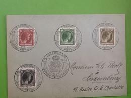 Lettre Oblitéré Journée Du Timbre 1946 - Storia Postale