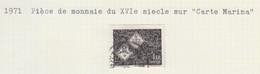 SUEDE USED YVERT 682, 683/84 & 683a Pièce De Monnaie & Droit De Vote Des Femmes - Used Stamps