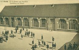Heide - E.E. Zusters Van Vorselaar - Speelplaats En School - Hoelen 323 - Kalmthout