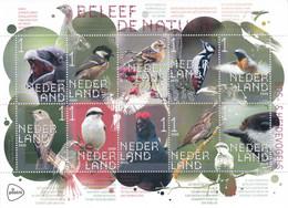 Nederland 2020, Postfris MNH, Birds - Ongebruikt