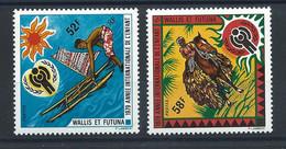 Wallis Et Futuna N°232/33** (MNH) 1979 - Année Internationale De L'Enfant - Unused Stamps
