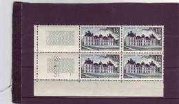 N° 980 - 18F CHEVERNY - 4° Tirage Du 22.4.55 Au 28.4.55 - 22.04.1955 - 1° Jour Du Tirage - - 1950-1959