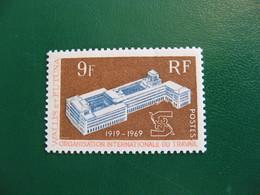WALLIS YVERT POSTE ORDINAIRE N° 175 NEUF** LUXE COTE 4,00 EUROS - Unused Stamps