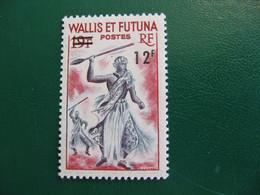 WALLIS YVERT POSTE ORDINAIRE N° 177 NEUF** LUXE COTE 2,00 EUROS - Unused Stamps