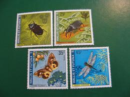 WALLIS POSTE ORDINAIRE N° 185/188 NEUFS ** LUXE COTE YVERT 32,00 EUROS - Unused Stamps
