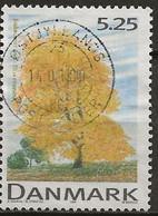 DANEMARK: Obl., N° 1204, TB - Usati