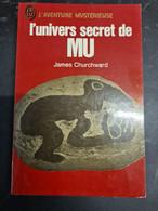L'univers Secret De Mu James Churchward +++TBE+++ LIVRAISON GRATUITE - Esotérisme