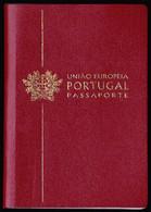 Portugal, 2005 - Passport / Passeport / Passaporte - - UNIÃO EUROPEIA - All Full Leaves / Toutes Les Feuilles Complètes - Documentos Históricos
