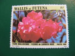 WALLIS POSTE ORDINAIRE N° 351 NEUF ** LUXE COTE YVERT 3,00 EUROS - Unused Stamps