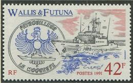 WALLIS- UND FUTUNA-INSELN / MiNr. 589 / Kriegsschiffe / Postfrisch / ** / MNH - Ships